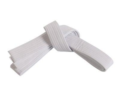 Belt, White (no stripe)