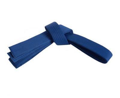 Belt, Blue (no stripe)